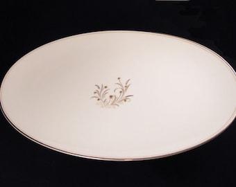 Noritake Ardis Oval Serving Platter Circa 1956