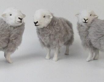 Colin's Creatures Porcelain Herdwick Ewe