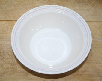 Corelle Spring Pond Cornerstone Cereal Bowls Set of 6 Beige