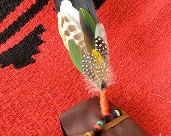 WINGED ONES Wisdom Messengers from the Sky Nation - Sacred medicine bundle