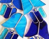 Hamsa, Judaica, Handmade Israel, Holly Land, Gift, 4 pieces Sale
