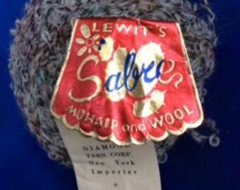 Vintage Sabre Mohair Yarn