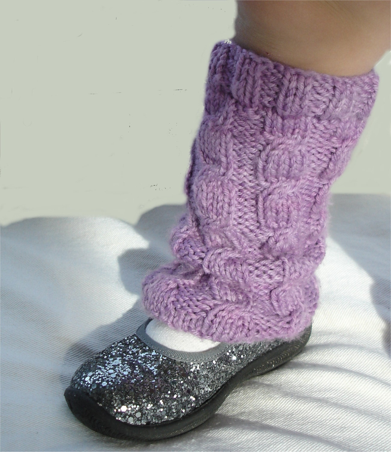 Knit Leg Warmers Cable Pattern : Unavailable Listing on Etsy