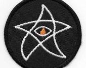 Lovecraft Elder Sign Patch