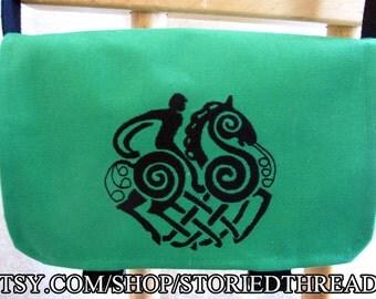 Norse Sleipnir Messenger Bag