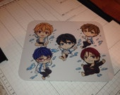 Free! Iwatobi Swim Club mouse pad