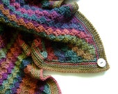 Two Blanket PATTERNS - For The Price of One - Crochet Your Own Blankets