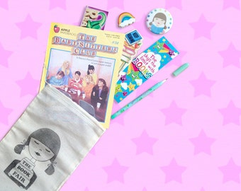 The Book Fair Nostalgia Kit // Baby Sitters Club Edition