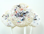 Cannoli Lollipop - Italian Wedding - Bridal Shower - Hostess Gift - Fun Holiday stocking stuffer candy