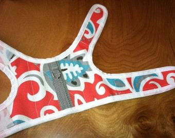 Southbeach Print Small Dog Harness