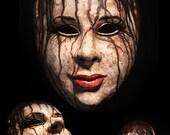 Dark Goth Angel Mask