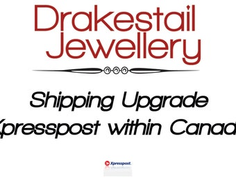 Drakestail Shipping Upgrade: Within Canada