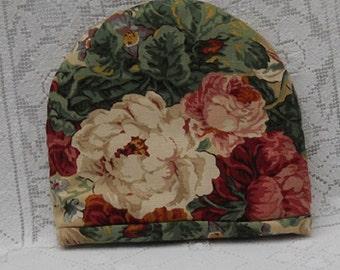 Tea or Chocolate Pot Cozy Rich Romantic Roses