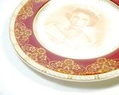 Coronation Plate - Queen Elizabeth II