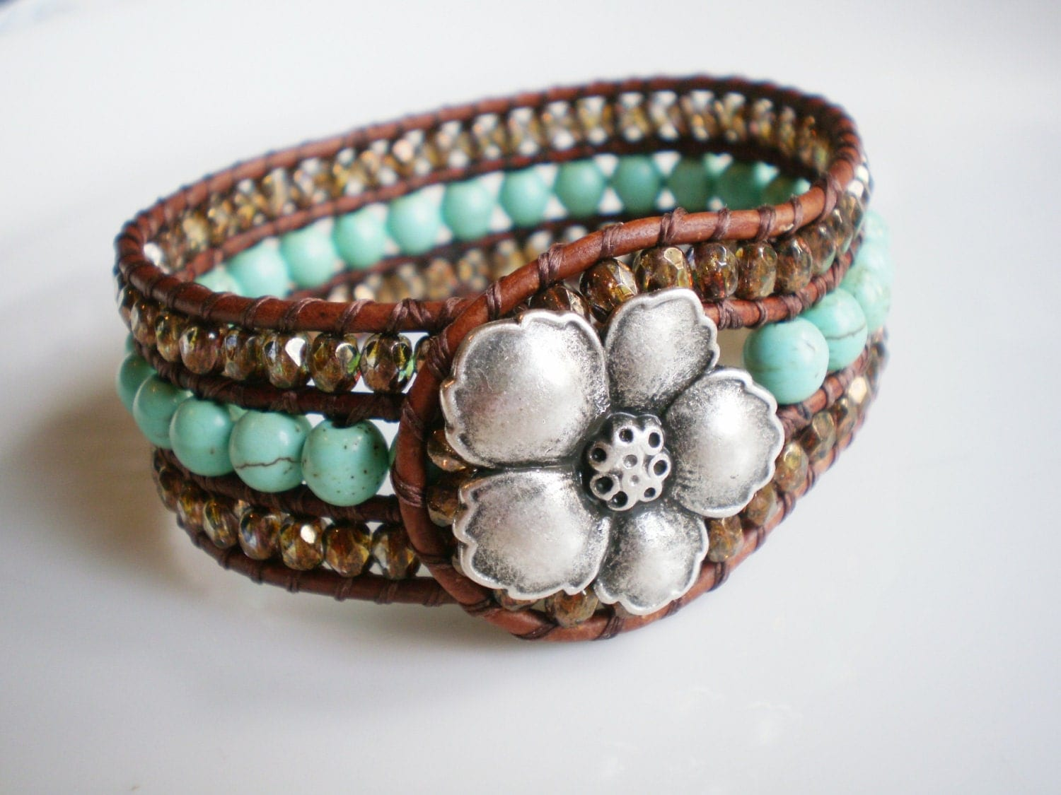 turquoise jewelry turquoise and copper sparkly by