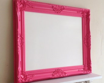 Popular Items For Hot Pink Frames On Etsy