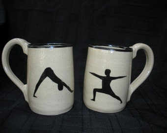 Yoga Poses Coffee/Tea Mug