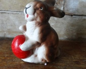 Vintage West German Bunny or Rabbit 1940s or 50s