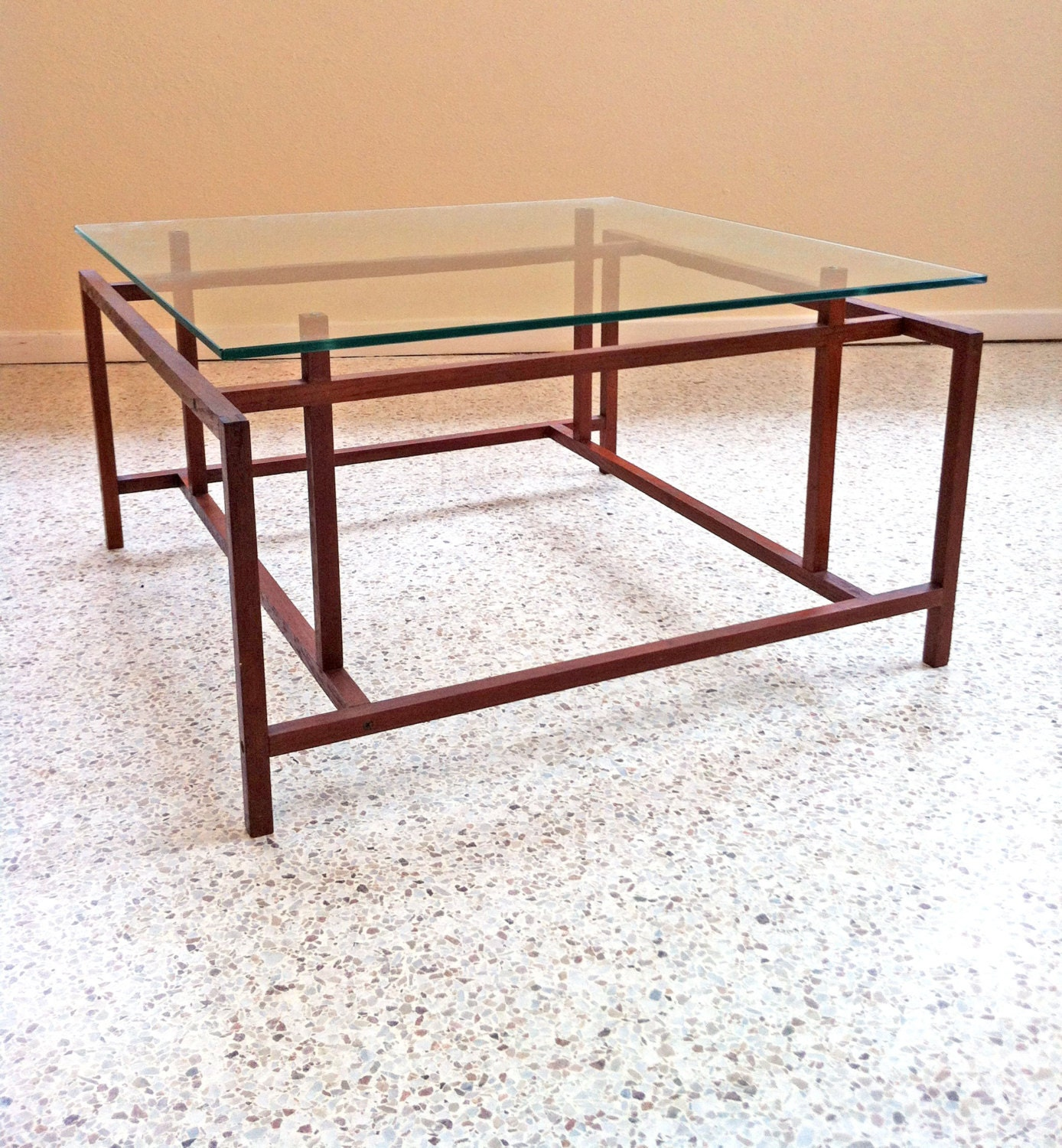 Sale mid century modern coffee table by henning norgaard for Modern coffee table for sale