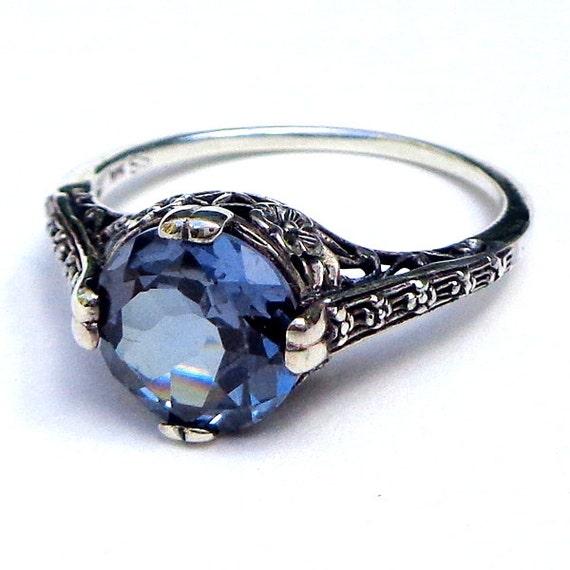 Vintage Alexandrite Rings Vintage Color C...