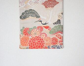 Obi / Kimono / Wall Decor / BG535 Beautiful Antique Obi Wall Decor