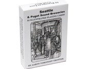Seattle Brewery Playing Cards