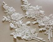 Bridal Lace applique - AppSet- 006