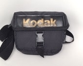 Vintage Camera Bag, KODAK VINTAGE Camer bag, Black