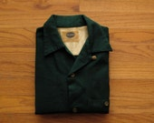 mens vintage Pilgrim loop collar shirt