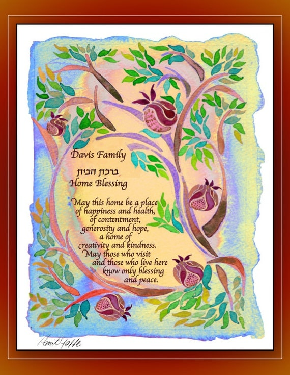 cosy house blessing gift – notebuc.com