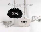 Okay? Okay. The fault in our stars.  BFF/couples necklaces