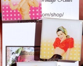 Dimensional Tiles - 3 per pack - Pinup Girls
