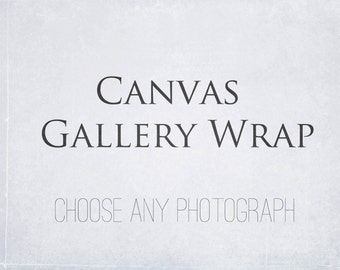 Canvas Wall Art, Gallery Wrap, Fine Art Photography, Extra Large Wall Art, Large Canvas Wall Art