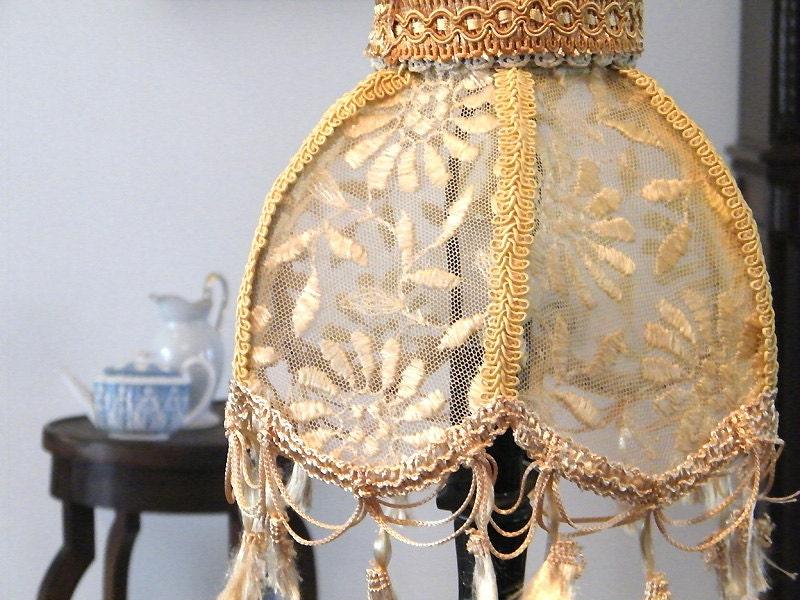 Lampe Shabby Chic. 17 images about abat jour pieds de ...