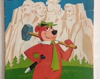 Hanna Barbera Yogi Bear Comic Book