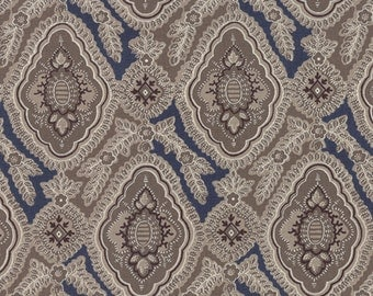 Rue Indienne - Arabelle in Gris by French General for Moda Fabrics