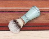 Men's Shaving Brush with Boars Hair Bristles Soft Stripe