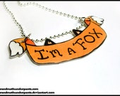 I'm a Fox Necklace