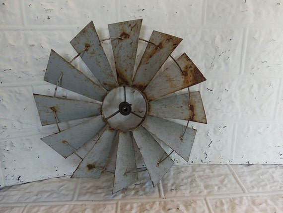 Farm Windmill Wall Decor