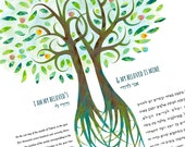 Ketubah - Double Tree of ...