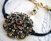 Brown Bling Bracelet Free Shipping