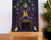 Clown Prince of Crime - Mini Print