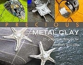 Precious Metal Clay Paperback BOOK
