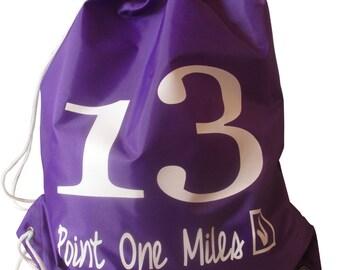 13.1 Bag for runners - running backpack - running accessories - running gear