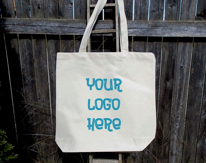 Custom Tote Bag, Your Image, Personalized Tote