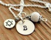 Bat Mitzvah Gift, Bat Mitzvah Necklace, Star Of David, Star Of David Necklace, Judaism, Jewish Wedding, 13th Birthday, Hanukkah Gift
