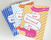 Will You Be My Bridesmaid & Maid of Honor Card - Customiz