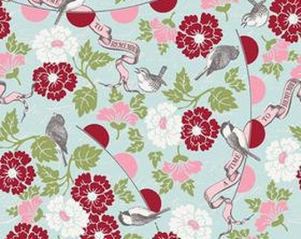 Riley Blake Remember Main Fabric READY TO SHIP-Riley Blake-cotton fabric