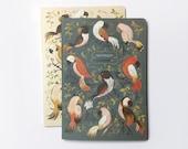 SALE Item - Parrot Journals