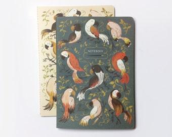 Parrot Journals